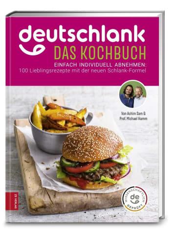 ZS Verlag Deutschlank - Das Kochbuch | Die 100 besten Schlank-Rezepte für deinen...