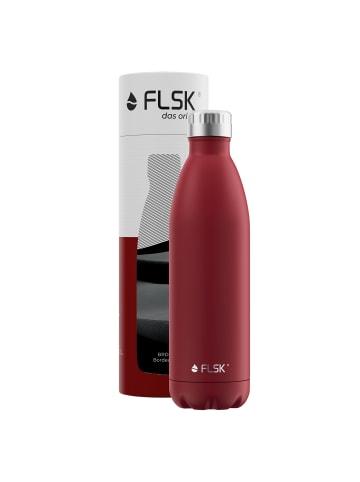 FLSK Trinkflasche in Rot