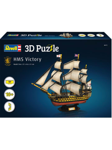 Revell 3D-Puzzle HMS Victory, 189 Teile