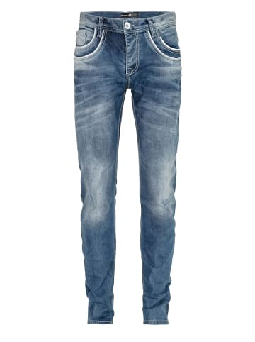 Cipo & Baxx Jeans in Blue Jeans