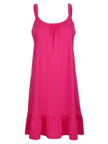 Maritim Strandkleid in Pink