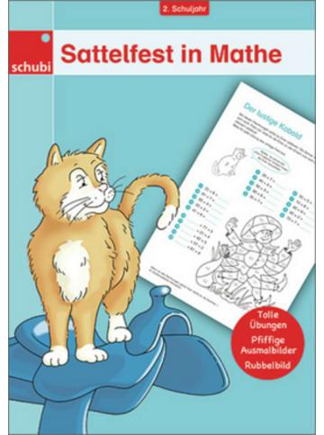 Westermann Lernspielverlag Sattelfest in Mathe, 2. Schuljahr
