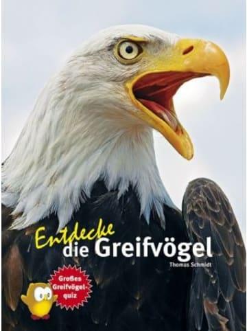 Natur und Tier-Verlag Entdecke die Greifvögel