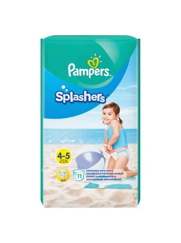"""Pampers Tragepack """"Pampers Splashers"""" Gr.4-5 (11 Stück)"""
