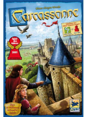 Hans im Glück Carcassonne, neue Edition