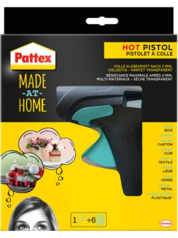 Pattex Made at Home Heißklebepistole, inkl. 6 Klebesticks