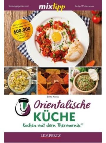 Edition Lempertz mixtipp: Orientalische Küche