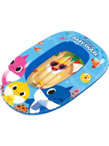 Baby Shark Aufbalsbares Kinderboot 90 cm
