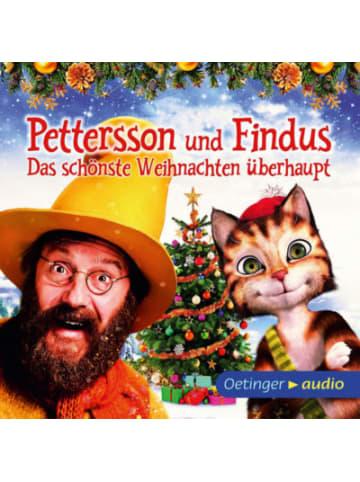 Pettersson und Findus CD Pettersson und Findus Filmhörspiel - Das schönste Weihnachten überhaupt