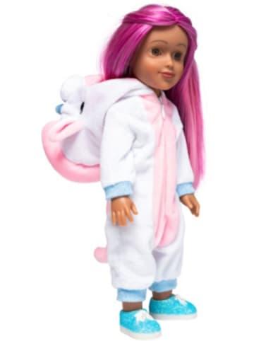 I'm a Girly I'm a Wow - Puppe SOPHIA 35 cm, Farbwechsel + Einhorn-Outfit