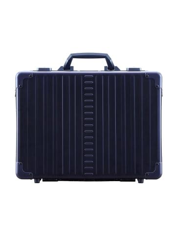 Aleon Attache Aktenkoffer 43 cm Laptopfach in sapphire