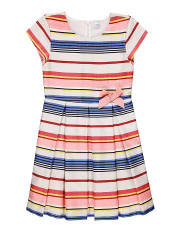 Königsmühle Kleid mit Flügelärmel Be Colorful in y/d stripe