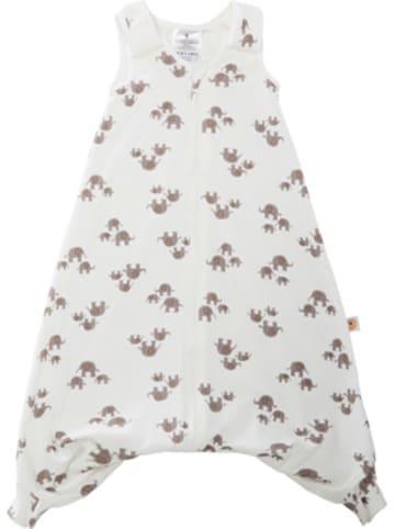 ERGObaby Babyschlafsack On The Move Sleep Bag (6-18 M) TOG 1.0 - Elephant
