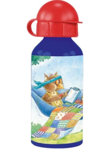 United Labels AG Alu-Trinkflasche Rabe Socke, 400 ml
