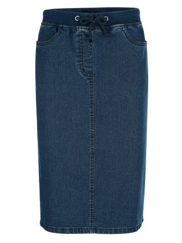 Basically you Jeansrock in Blue stone
