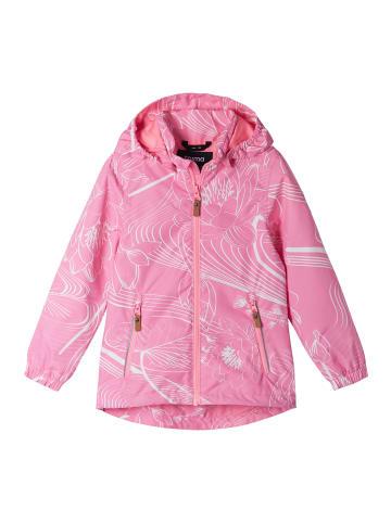 "Reima Übergangsjacke "" Anise "" in Neon pink"
