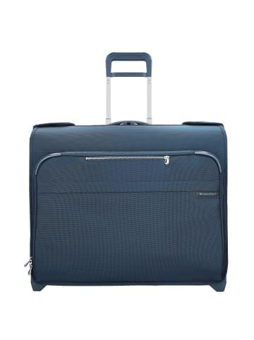 Briggs&Riley Baseline 2-Rollen Deluxe Kleidersack 61 cm in navy blue