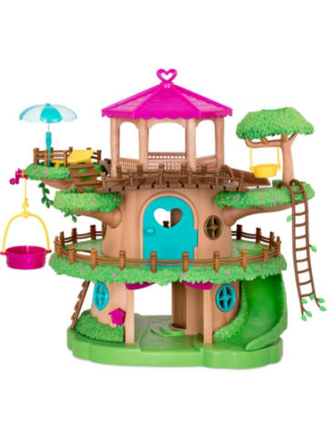 Li'l Woodzeez Großes Baumhaus mit Aufzug