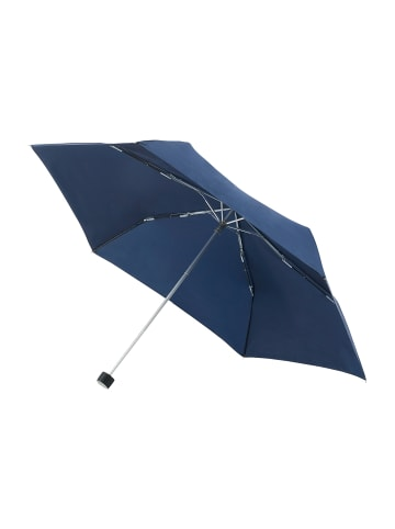 """Doppler Regenschirm """" Fiber Havanna """" in Navy"""