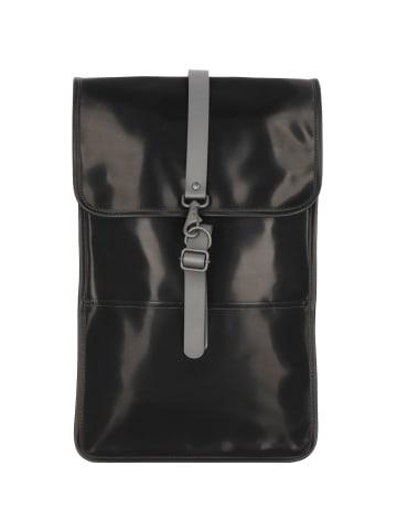RAINS Rucksack 48 cm Laptopfach in velvet black