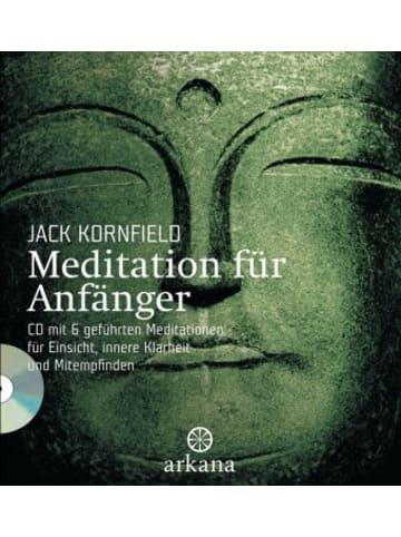 Arkana Meditation für Anfänger, m. Audio-CD