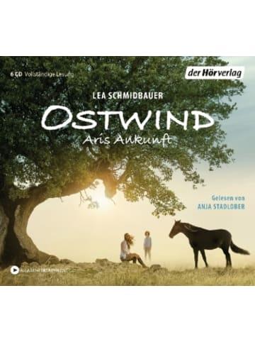 Der Hörverlag Ostwind - Arís Ankunft, 6 Audio-CDs