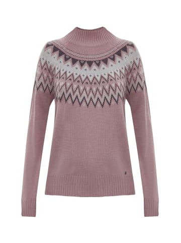 Finn Flare Pullover in grey-pink