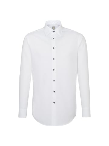 JACQUES BRITT Business Hemd Custom Fit in Weiß