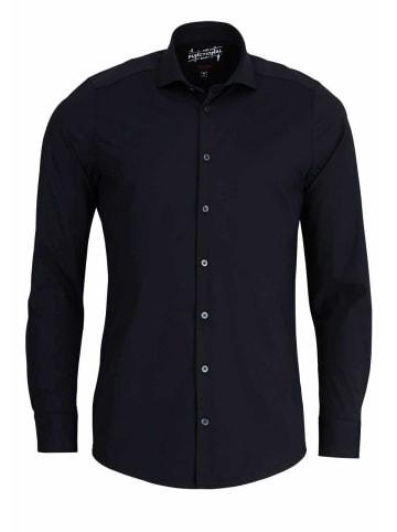 HATICO Hemden in schwarz