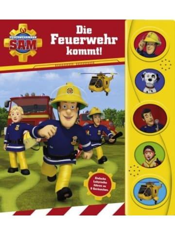 Phoenix Labyrinth-Soundbuch, Feuerwehrmann Sam, Die Feuerwehr kommt!