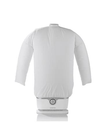 CLEANmaxx Bügler in Weiß/Silber