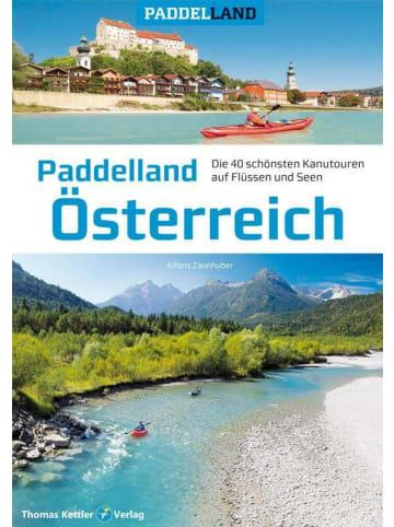 Kettler Paddelland Österreich | Die 40 schönsten Kanutouren auf Flüssen und Seen in 8...