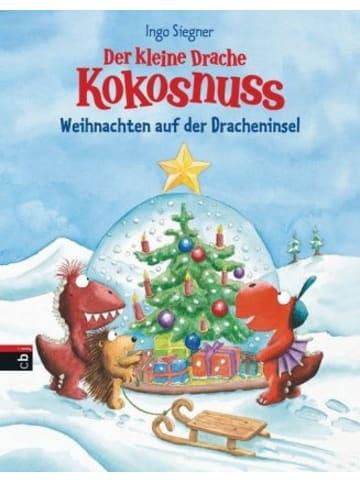 Cbj Verlag Der kleine Drache Kokosnuss - Weihnachten auf der Dracheninsel