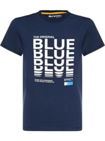 Blue Effect T-Shirt EFFECT