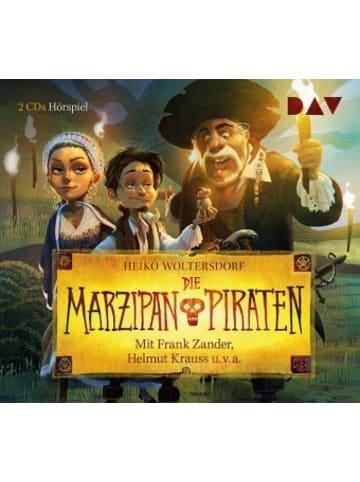 Der Audio Verlag Die Marzipanpiraten, 2 Audio-CDs