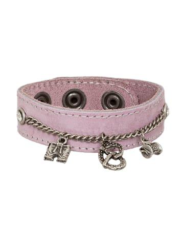 Sima Armband 19-3702 Velour pink
