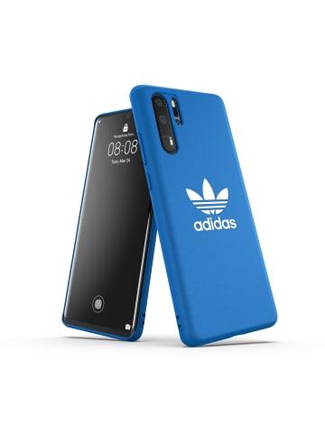 "Adidas Cover ""Moulded Case New Basic bluebird/white"" für P30 Pro in blau"