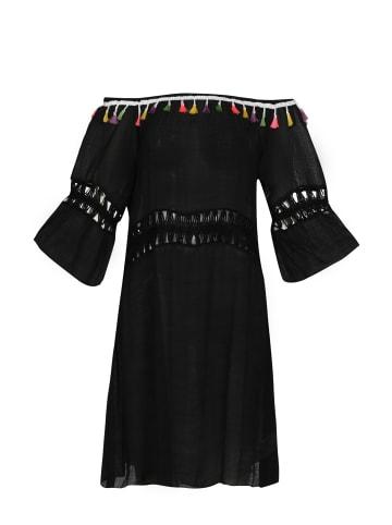 IZIA Kleid in Schwarz