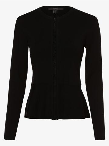 ESPRIT COLLECTION  Pullover in schwarz