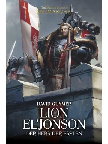 Black Lion El'Jonson - Der Herr der Ersten   The Horus Heresy - Primarchs