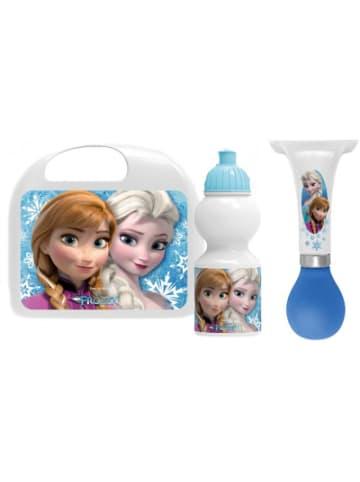 Stamp Die Eiskönigin Lunchbox, Flasche und Hupe für Roller