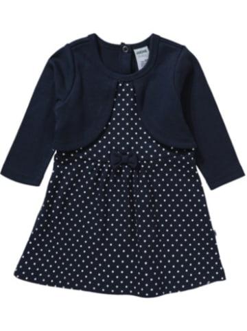 Jacky Kinder Jerseykleid mit Pünktchen