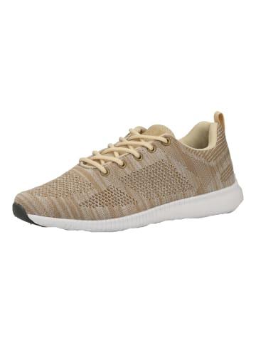A.soyi Sneaker in Sand