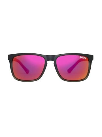Sinner Sonnenbrille SINNER Oak Polarised Sunglasses in black grey