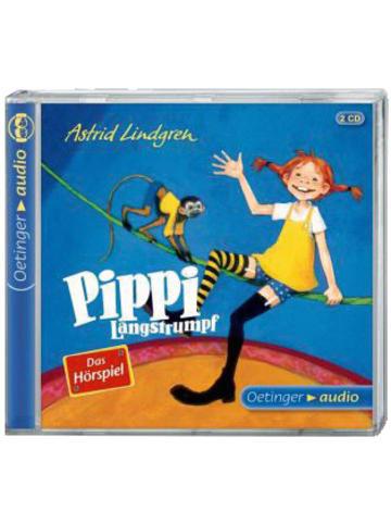 Pippi Langstrumpf Pippi Langstrumpf, 2 Audio-CDs