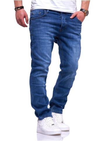 Rello & Reese  Straight-Jeans BLEU in blau