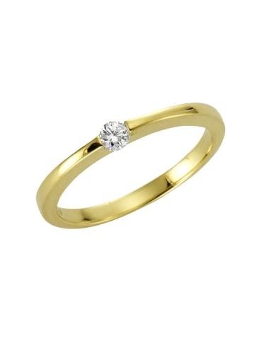 Diamonds by Ellen K. Verlobungsringe 375/- Gold in gelb