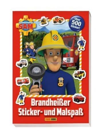 Panini Books Feuerwehrmann Sam: Brandheißer Sticker- und Malspaß