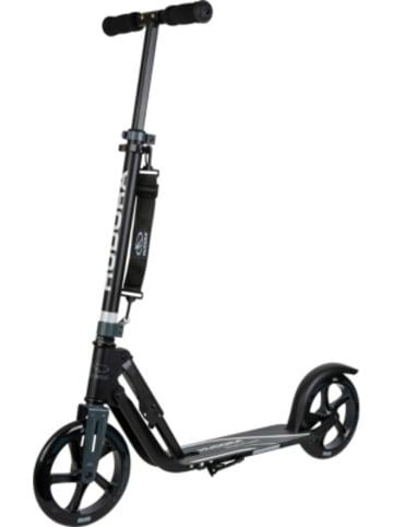Hudora Scooter Big Wheel 205RX Pro, schwarz/anthrazit