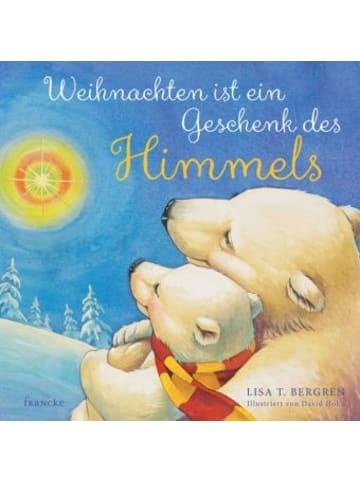 Francke-Buchhandlung Weihnachten ist ein Geschenk des Himmels